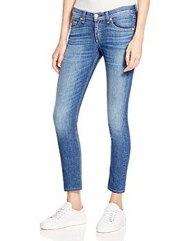 rag & bone - Capri Ankle Jeans in Rae