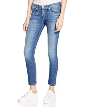 rag & bone/JEAN - Capri Jeans in Rae