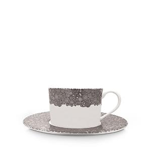 Caskata Ellington Cup & Saucer