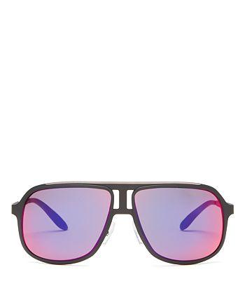 Carrera - Men's Mirrored Square Sunglasses, 59mm