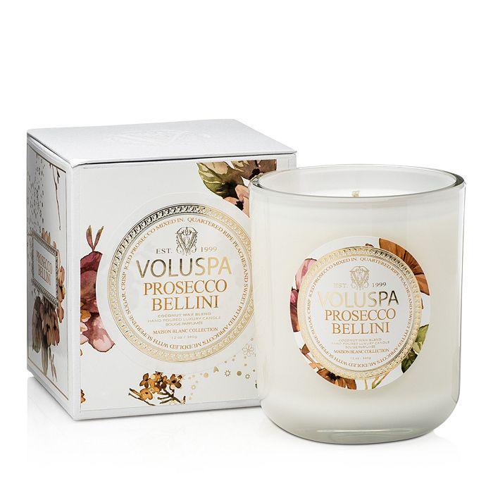 Voluspa - Prosecco Bellini 12 oz. Classic Maison Candle