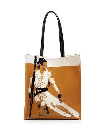 Bloomingdale's - Limited Edition Star Wars: The Force Awakens Rey Tote - 100% Exclusive