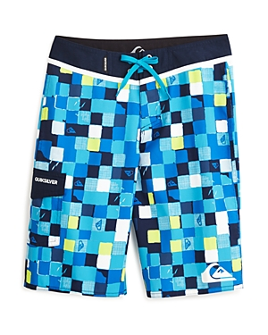 Quiksilver Boys Double Checked Boardshorts  Sizes 2430