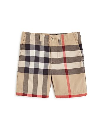 116ccdce8f75c Burberry - Boys  Tristen Check Shorts - Little Kid