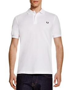 Fred Perry Slim Fit Piqué Polo Shirt - Bloomingdale's_0