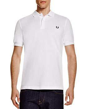 Fred Perry Men's Polo Shirts: Designer Polo Shirts for Men ...