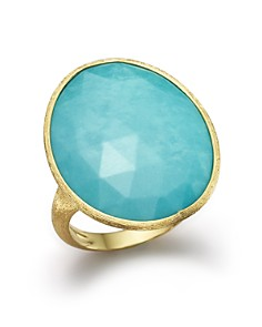 Marco Bicego 18K Yellow Gold Turquoise Ring - Bloomingdale's_0