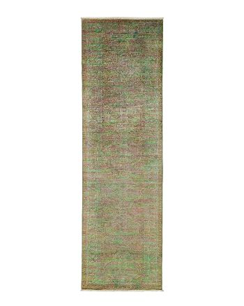 "Bloomingdale's - Adina Collection Oriental Area Rug, 3'2"" x 10'5"""