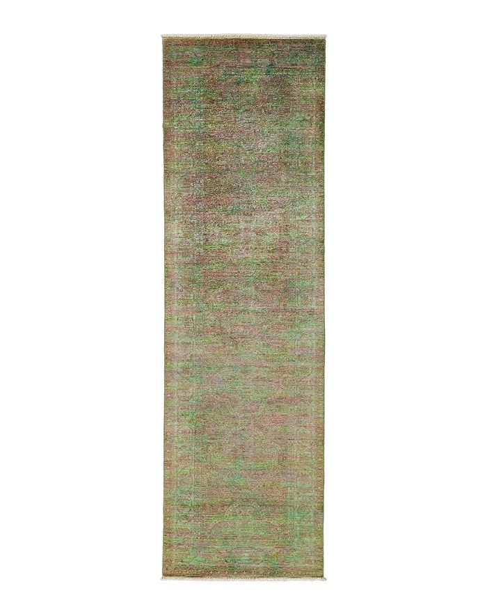 """Bloomingdale's - Adina Collection Oriental Area Rug, 3'2"""" x 10'5"""""""