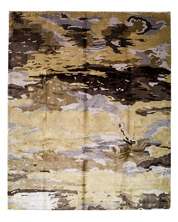 """Bloomingdale's - Gabbeh Collection Oriental Area Rug, 8'1"""" x 9'10"""""""