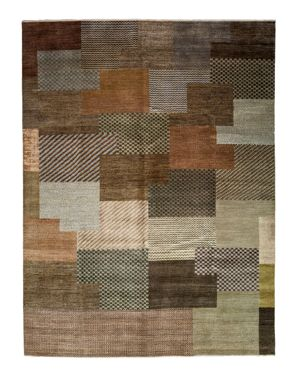Meadow Collection Oriental Area Rug, 9'1 x 12'0