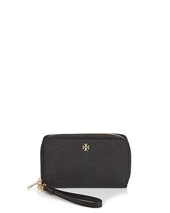cda961433bdb6 Tory Burch - Robinson Zip Around Smartphone Wristlet