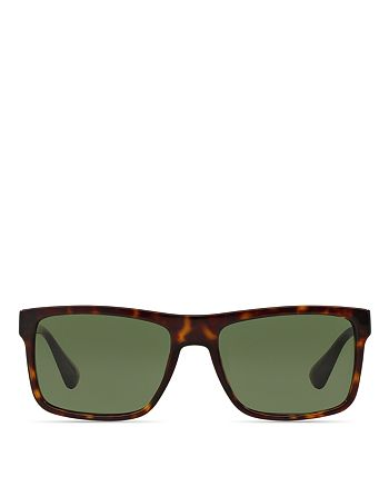 cee0737901f82 Prada - Men s Rectangle Havana Sunglasses