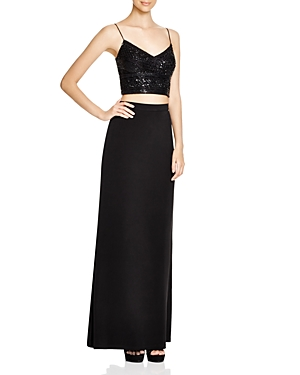 Adrianna Papell Beaded Two-Piece Gown - 100% Exclusive