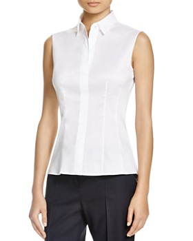 BOSS - Bashiva Sleeveless Shirt