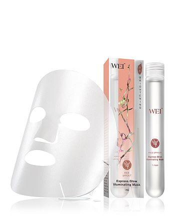 Wei - Rice Sprout Express Glow Illuminating Mask