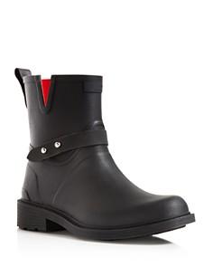 rag & bone - Women's Moto Rain Boots