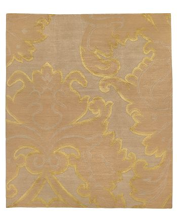 Tufenkian Artisan Carpets - Damask Mangrove Area Rug, 8' x 10'