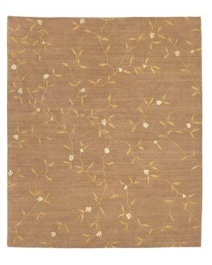 Tufenkian Artisan Carpets Blossom Aniseed Area Rug, 12' x 16'