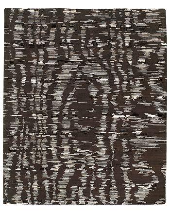 Tufenkian Artisan Carpets - Moire Bittersweet Area Rug, 8' x 10'