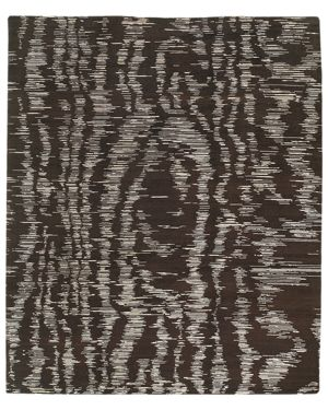 Tufenkian Artisan Carpets Moire Bittersweet Area Rug, 8' x 10'
