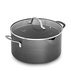 Calphalon - Classic Nonstick Strain-and-Pour 7-Quart Dutch Oven with Lid