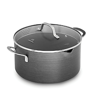 Calphalon Classic Nonstick Strain-and-Pour 7-Quart Dutch Oven with Lid