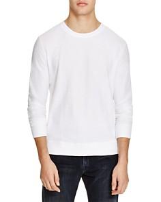 The Men's Store at Bloomingdales Jacquard Crewneck Sweatshirt - 100% Exclusive_0