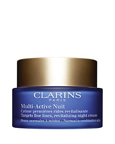 Clarins - Multi-Active Night Cream, All Skin Types