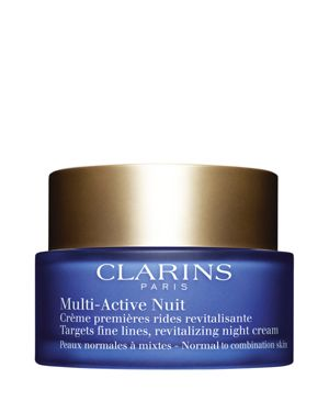 Multi-Active Night Cream For Normal To Combination Skin Types