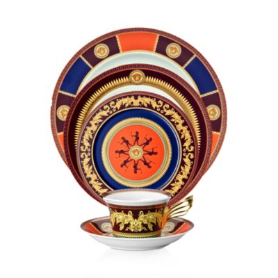 Rosenthal Meets Versace Iconic Heroes Dinnerware  sc 1 st  Bloomingdale\u0027s & Rosenthal Meets Versace Iconic Heroes Dinnerware | Bloomingdales\u0027s
