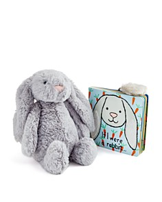 Jellycat Bashful Bunny & If I Were a Rabbit Book - Ages 0+ - Bloomingdale's_0