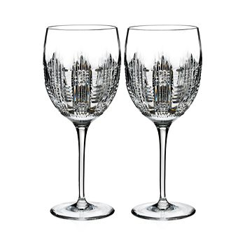Waterford - Essentially Dungarvan Goblets, Set of 2
