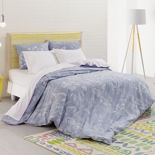 bluebellgray - Fleur Duvet Cover Set, King - 100% Exclusive