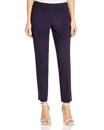 Lafayette 148 New York - Stanton Slim-Leg Ankle Pants