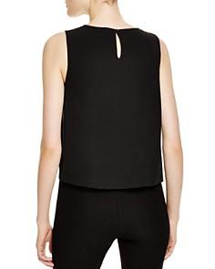 Eileen Fisher Petites - Silk Crop Top