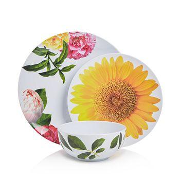 kate spade new york - Patio Floral Melamine Dinnerware Collection