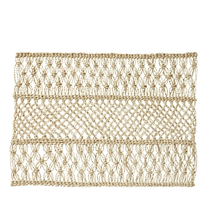 Juliska Macrame Placemat, Natural