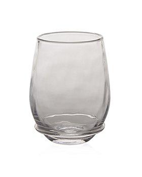 Juliska - Carine Stemless Wine Glass
