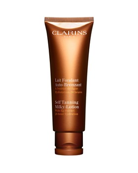 Clarins - Self Tanning Milky-Lotion for Face & Body