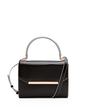 Ted Baker Avaa Curved Gusset Mini Satchel