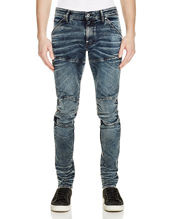 G-STAR RAW - 5620 Super Slim Fit Jeans in Dark Aged