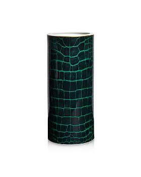 Prouna - Alligator Emerald Vase