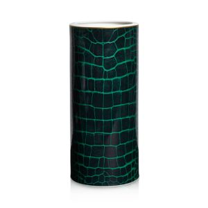 Domenico Vacca by Prouna Alligator Emerald Vase