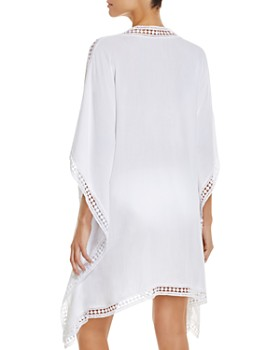b7b995e575eb6 ... Tommy Bahama - Lace Trim Tunic Swim Cover-Up - 100% Exclusive
