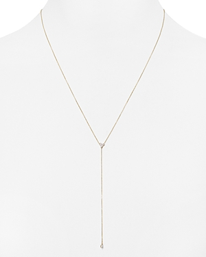 Adina Reyter Diamond Y Necklace, 19