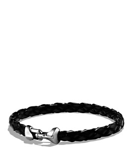 David Yurman - Armory Leather Bracelet