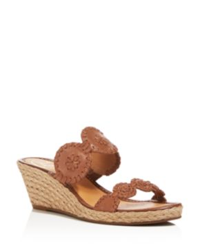 Jack Rogers Leather Slide Sandals How Much Cheap Online QSZ2hjuA