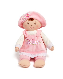 Gund - My First Dolly Plush Doll