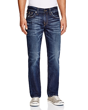 True Religion Ricky Relaxed Fit Jeans in Block City